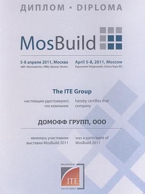 MosBuild 2011
